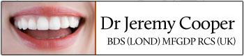 Dr Jeremy Cooper